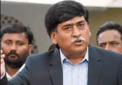عام انتخابات میں شکست،آفاق احمد نے پارٹی چیئرمین شپ سے استعفیٰ دیدیا