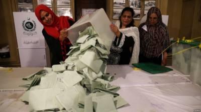 عام انتخابات:تمام جماعتوں نے مجموعی طور پر کتنے ووٹ حاصل کئے؟تفصیلات جاری
