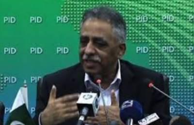 گورنر سندھ محمد زبیر نے عہدے سے استعفیٰ دے دیا