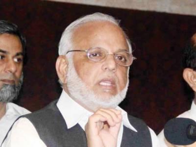 سینئر پی ٹی آئی رہنما اعجاز احمد چودھری کو گورنر پنجاب بنائے جانے کا قوی امکان