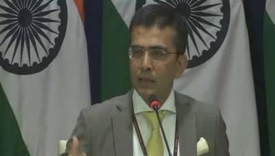 پاکستانیوں نے انتخابات کے ذریعے جمہوریت پر اعتماد کا اظہار کیا ہے جو کہ خوش آئند ہے:بھارت