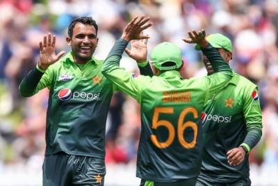 ون ڈ ے رینکنگ ، پاکستانی کھلاڑیوں کو محنت کا صلہ مل گیا