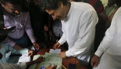 عمران خان سے ووٹ کی رازداری سے متعلق تحریری جواب طلب
