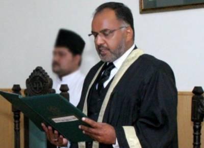 جسٹس شوکت عزیز صدیقی کے خلاف ریفرنس کی سماعت غیر معینہ مدت تک ملتوی
