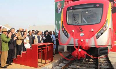 نیب نے اورنج ٹرین منصوبے میں مبینہ کرپشن کیخلاف تحقیقات کی منظوری دیدی