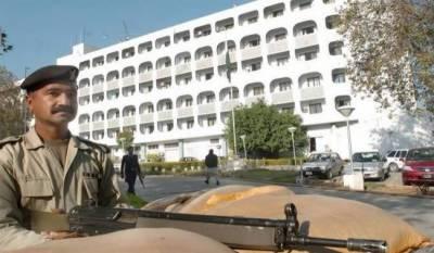 ایل او سی پر اشتعال انگیزی، بھارتی ڈپٹی ہائی کمشنر دفترِ خارجہ طلب