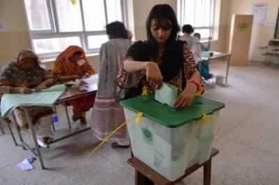 خواتین ووٹوں کی تعداد 10 فیصد سے کم ہونے پر دو حلقوں کا الیکشن کالعدم قرار