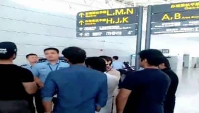 چین میں پھنسے پاکستانیوں کو لانے والی پرواز پھر منسوخ ہو گئی