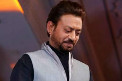 کبھی کبھی سوچتا ہوں لوگوں کو بتاؤں کہ میں اپنی بیماری سے کچھ ماہ میں مرسکتا ہوں:عرفان خان