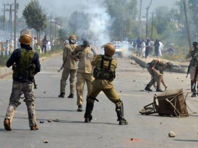 بھارتی فوج نے مبینہ مقابلے میں مزید 5 کشمیریوں کو شہید کر دیا