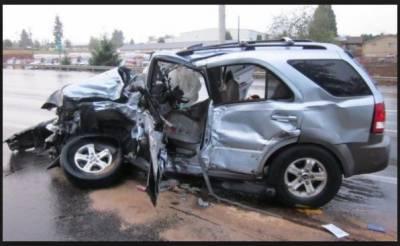 سعودی عرب : ٹریفک حادثے میں چار پاکستانی جاں بحق