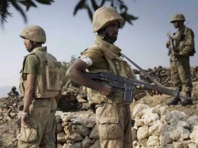 بنوں میں فورسز اور دہشت گردوں میں جھڑپ، کالعدم تنظیم کا اہم کمانڈر ہلاک