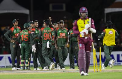 کالی آندھی کو آخری ٹی20 میں شکست،بنگلہ دیش نے سیریز2-1 سے جیت لی