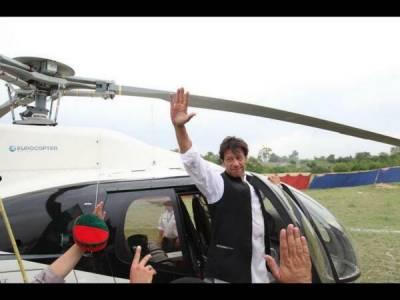 ہیلی کاپٹر کیس، عمران خان آج نیب پشاور کے سامنے پیش ہوں گے