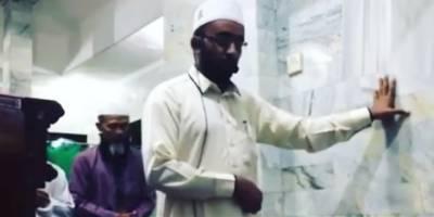 انڈونیشیا میں ہولناک زلزلہ،امام مسجد کے ردعمل کی ویڈیو سوشل میڈیا پر وائرل