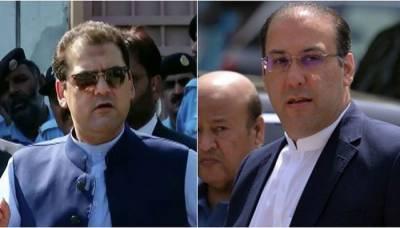 وزارت داخلہ نے حسن اور حسین نواز کے پاسپورٹ بلاک کر دئیے