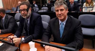 ارجنٹینا کے سابق نائب صدر کو کرپشن کے الزام میں 5 سال 10 ماہ قید کی سزا