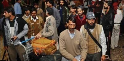 نامکمل سفری دستاویزات ، سعودی عرب نے سو سے زائد پاکستانیوں کو ملک بدر کر دیا