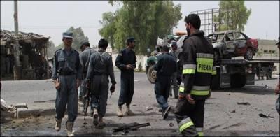 افغانستان : صوبہ بلخ میں سڑک کنارے بم دھماکہ ، آٹھ افراد ہلاک