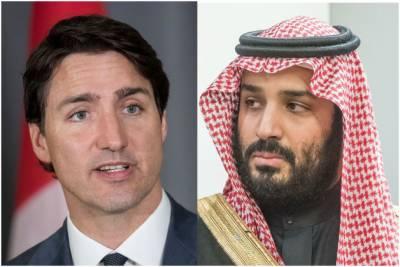 سعودی-کینیڈا تنازع مزید شدت اختیار کر گیا