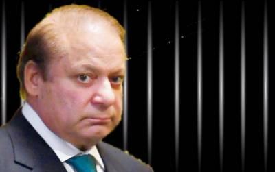 محمود خان اچکزئی، غلام بلور اور دیگر رہنما نوازشریف سے ملاقات کیلئے اڈیالہ جیل پہنچ گئے