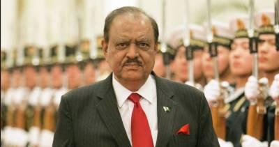 پی ٹی آئی کا صدر سے غیر ملکی دورہ منسوخ کرنے کا مطالبہ