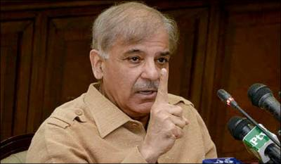 انتخابات میں دھاندلی کی تحقیقات کا مطالبہ حلف اٹھانے کے بعد کرینگے:شہباز شریف