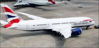 برٹش ائیرلائن کا حیران کن اقدام،دوران پرواز بچے کے رونے پر خاندان کو نیچے اتار دیا