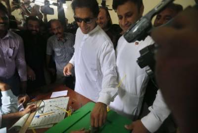 ووٹ رازداری ازخود نوٹس کیس،عمران خان کی معذرت قبول کرلی گئی