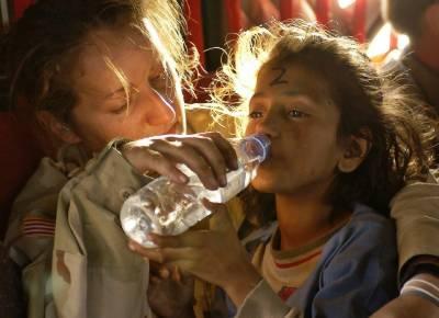 ادلب میں 10لاکھ بچوں کی زندگیوں کو خطرات لاحق ہیں، یونیسیف