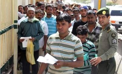 دکانوں میں 30فیصد غیرملکی رکھنے کی اجازت ہے، سعودی و زارت محنت