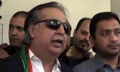 پی ٹی آئی کا عمران اسماعیل کو گورنر سندھ بنانے کا فیصلہ