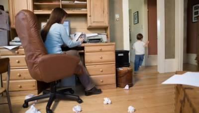گھر پر دفتری کام کی ٹینشن لینے والوں میں بیماریوں کا خطرہ