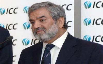 آئی سی سی کے سابق صدر احسان مانی کو پی سی بی کا سربراہ مقرر کرنے کی اطلاع