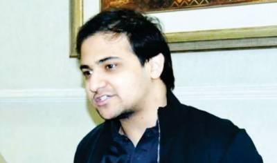 چوہدری حسین الہی سب سے کم عمر رکن قومی اسمبلی بن گئے