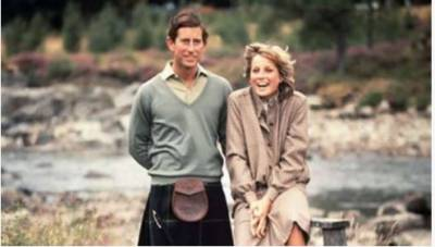 برطانوی شہزادہ چارلس کا لیڈی ڈیانا کی بہن کیساتھ معاشقے کا انکشاف