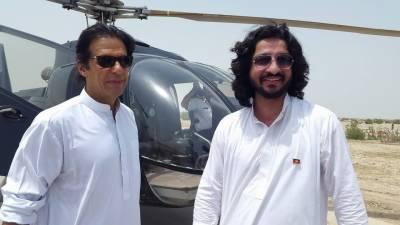 عمران خان نے دوست محمد مزاری کو ڈپٹی اسپیکر پنجاب اسمبلی نامزد کر دیا