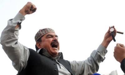 محفوظ ، مستحکم اور کرپشن سے پاک پاکستان بنا کر ہی مروں گا،شیخ رشید