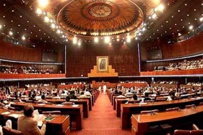 قومی اسمبلی کیلئے اسپیکر و ڈپٹی اسپیکر کا چناؤ، ووٹنگ کا عمل جاری