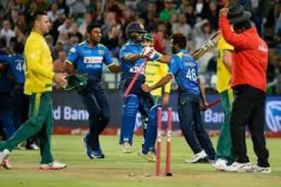 سری لنکا نے جنوبی افریقہ کو ٹی ٹوئنٹی میں ہرا دیا