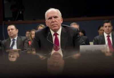 ٹرمپ نے سابق سی آئی اے چیف کو بلیک لسٹ کر دیا