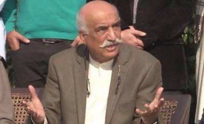 وزیراعظم کے امیدوارپر (ن) لیگ کو تحفظات سے آگاہ کردیا تھا: خورشید شاہ