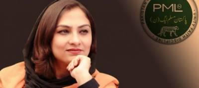 غرور اور بادشاہت کی وجہ سے مسلم لیگ ن زوال پذیر ہوئی ، ماروی میمن