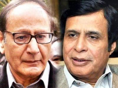 چودھری شجاعت حسین اور پرویزالٰہی کی عمران خان کو وزیراعظم منتخب ہونے پر دلی مبارکباد