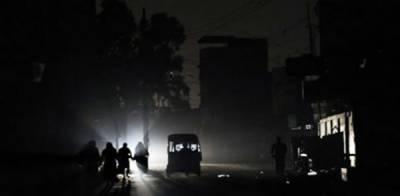 کراچی میں بجلی کا بڑا بریک ڈاؤن، متعدد علاقے اندھیرے میں ڈوب گئے
