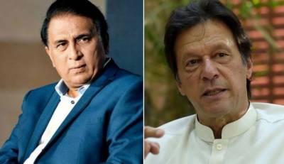 عمران خان کے چیلنج نے مجھے ریٹائر ہونے سے روک دیا ، سنیل گواسکر