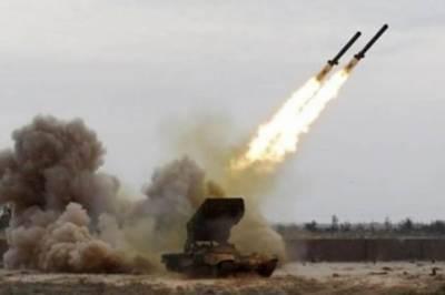 حج شروع ہوتے ہی حوثیوں کا سعودی عرب پر میزائل سے حملہ