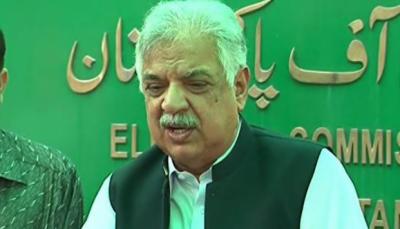 صدر ممنون نے سابق گورنر خیبر پختونخوا اقبال ظفر جھگڑا کا استعفی منظور کر لیا