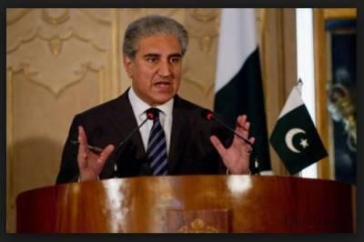 نوجوت سنگھ سدھو نے پاکستان آکر جرات کا مظاہر ہ کیا، وزیر خارجہ