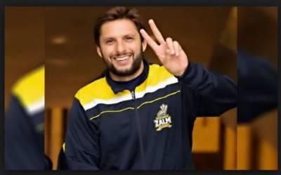"""""""مجھے بہت خوشی ہے کہ سدھو پاکستان آئے لیکن۔۔۔"""" شاہد آفریدی کا ایسا ٹویٹ کہ ۔۔۔!"""